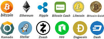 Accepting Cryptocurrencies